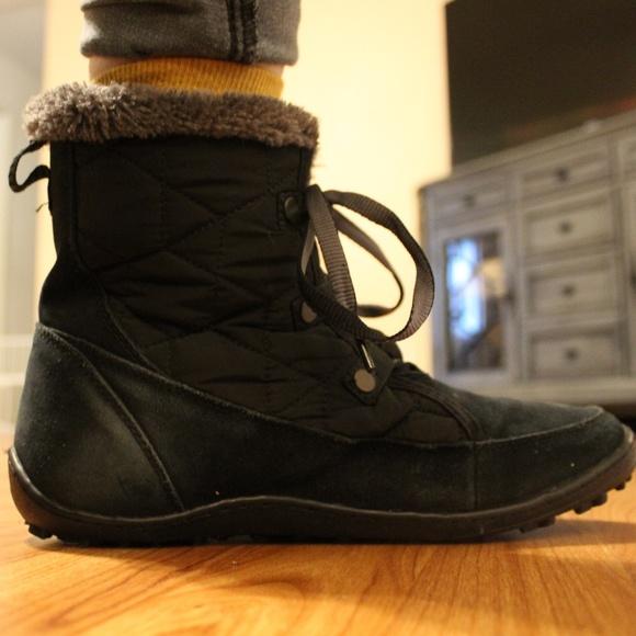 c481eb971 Columbia Women's Minx Shorty Omni-Heat Snow Boots